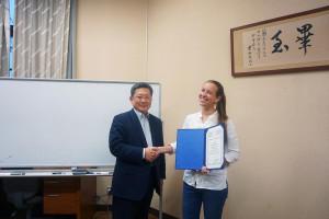 Опыт участия в российско-японской программе STEPS