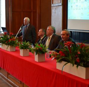"""Открытие юбилейной конференции """"Рациональное природопользование: традиции и инновации"""""""
