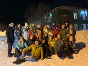 Экспедиция кафедры РПП. Кольский полуостров.
