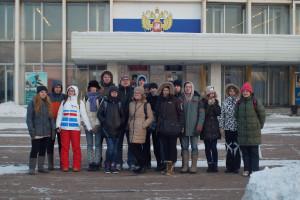 Зимняя экспедиция кафедры РПП географического факультета МГУ на Байкал