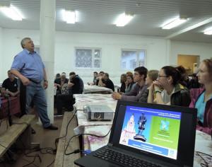 День кафедры рационального природопользования в Сатино